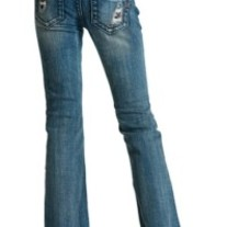 Miss Me Girls Outburst Bootcut Jeans