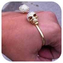 Knuckle Cuff Gold