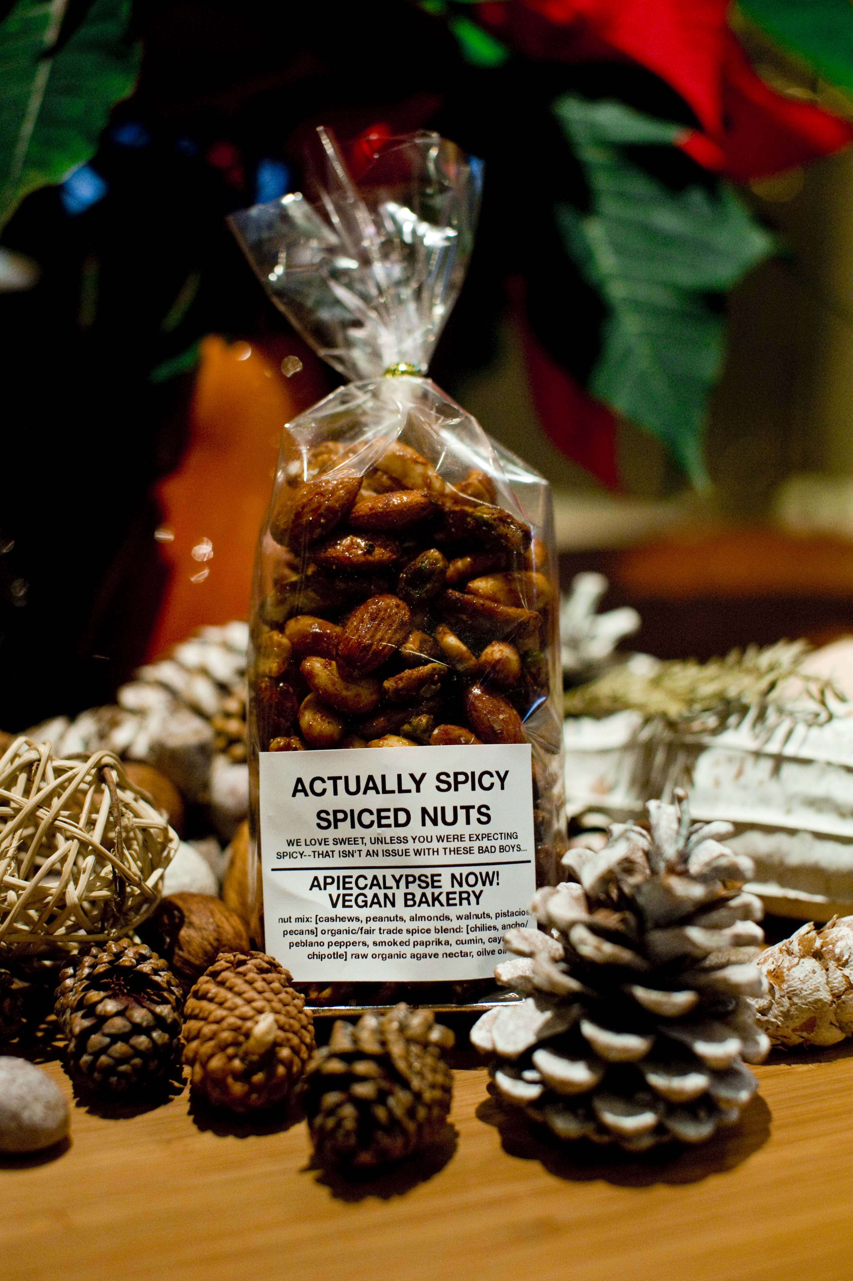 Gift Baskets Toronto Pick Up : Apiecalypse now vegan bakery all holiday gift
