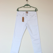 Paige Premium Denim White Jean