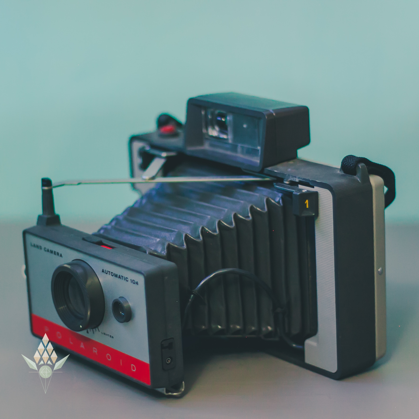 Polaroid Land Camera Automatic