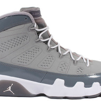 JORDAN 9 IX 2012 COOL GREY 302370 015