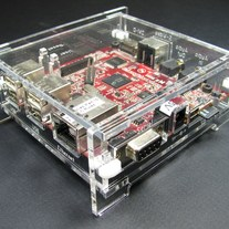 BeagleBoard-xM Enclosure Kit