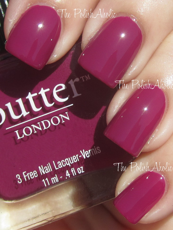 Butter London Queen Vic · Courtney\'s Polish Sale · Online Store ...