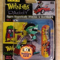 Skateboarder Figure - Daddy