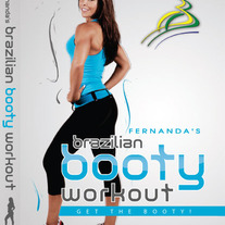 Brazilian Booty Workout DVD