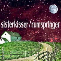 "Rumspringer / Sister Kisser ""Night-Time"" 7"""