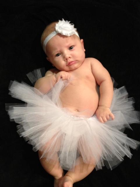 Юбки пачки для новорожденных своими руками