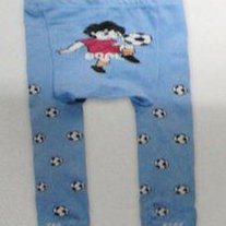 Diego Style Legging Pants Soccer Ball Boys 3mos to 4T