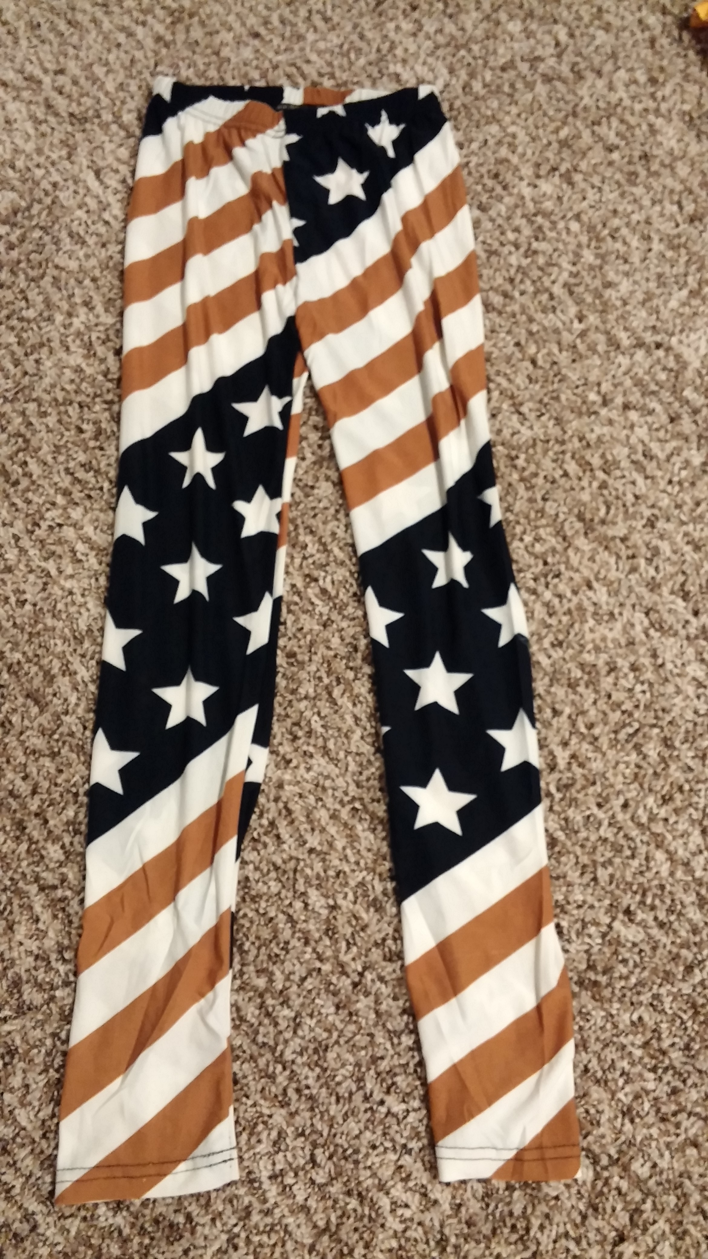 Tights For All American Flag Tights Online Store