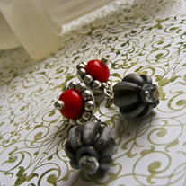 Baile Rojo Earrings