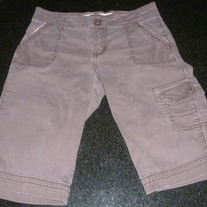 Brown Shorts-Freestyle Size 12