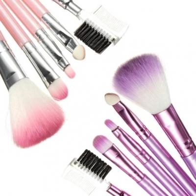 6 Pcs Pearly Pastel Makeup