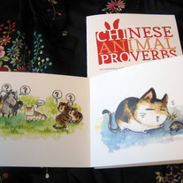 Chinese Animal Proverbs