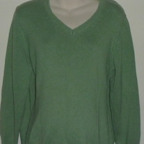 Green Sweater-Duo Maternity Size XL