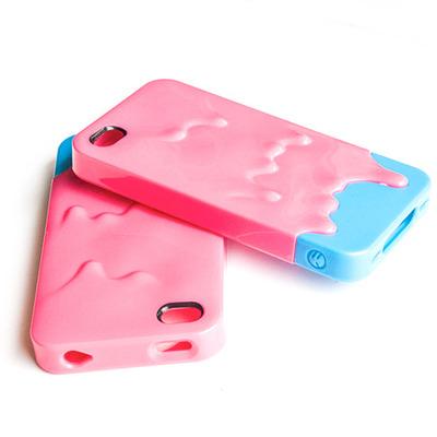 Iphone 4/4s ice cream case