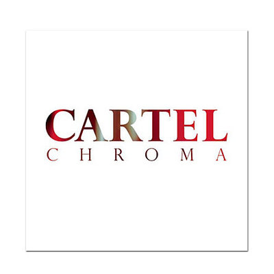 Cartel- chroma (solid red or clear w/red splatter)