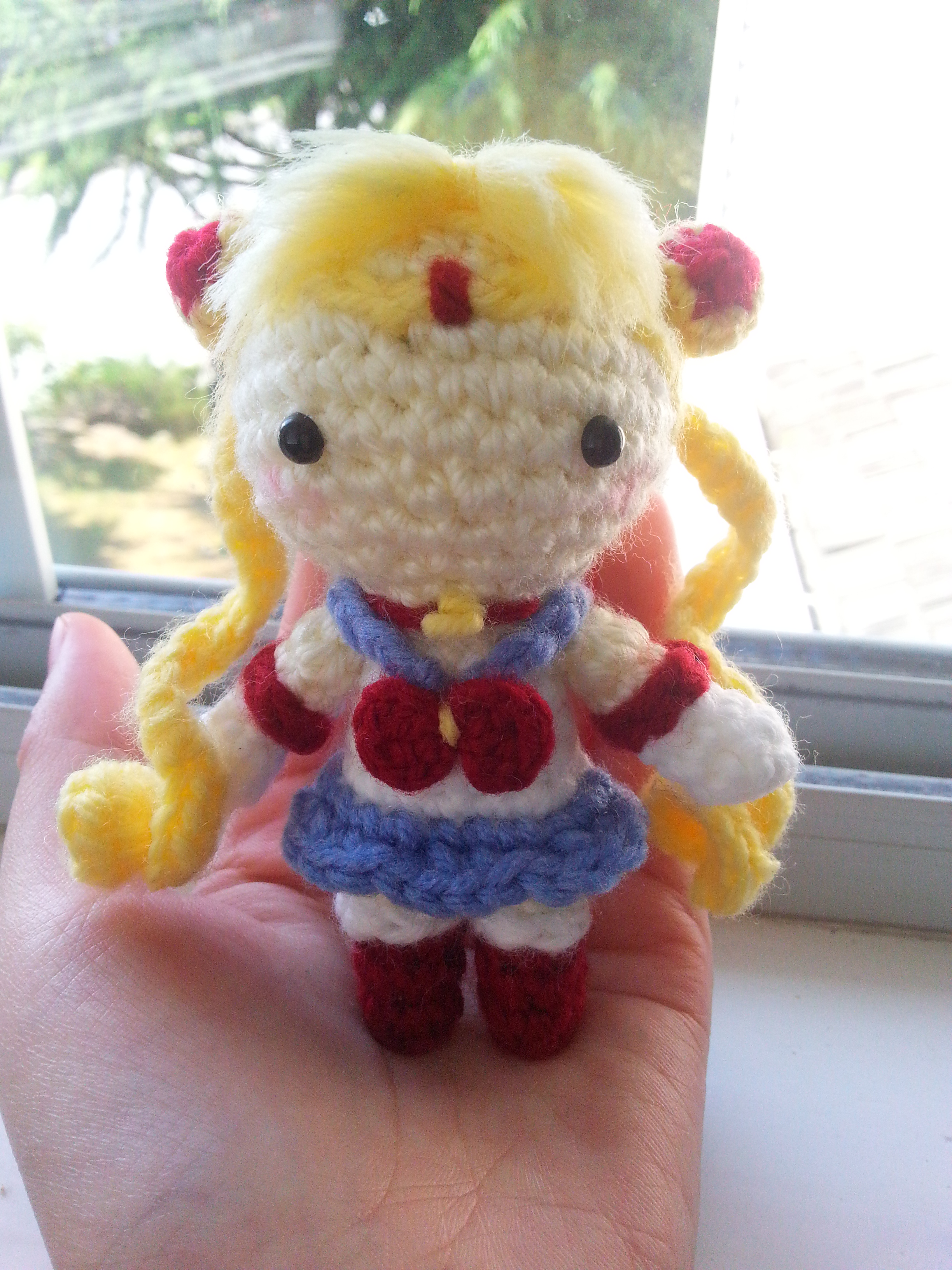 Amigurumi Sailor Moon Luna : sailor moon amigurumi ? aringurumi ? Online Store Powered ...