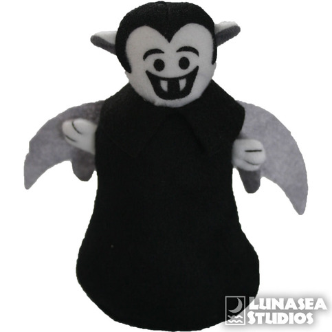 Little Vampire Plush Toy