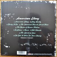 The Gaslight Anthem American Slang Red Vinyl Lp