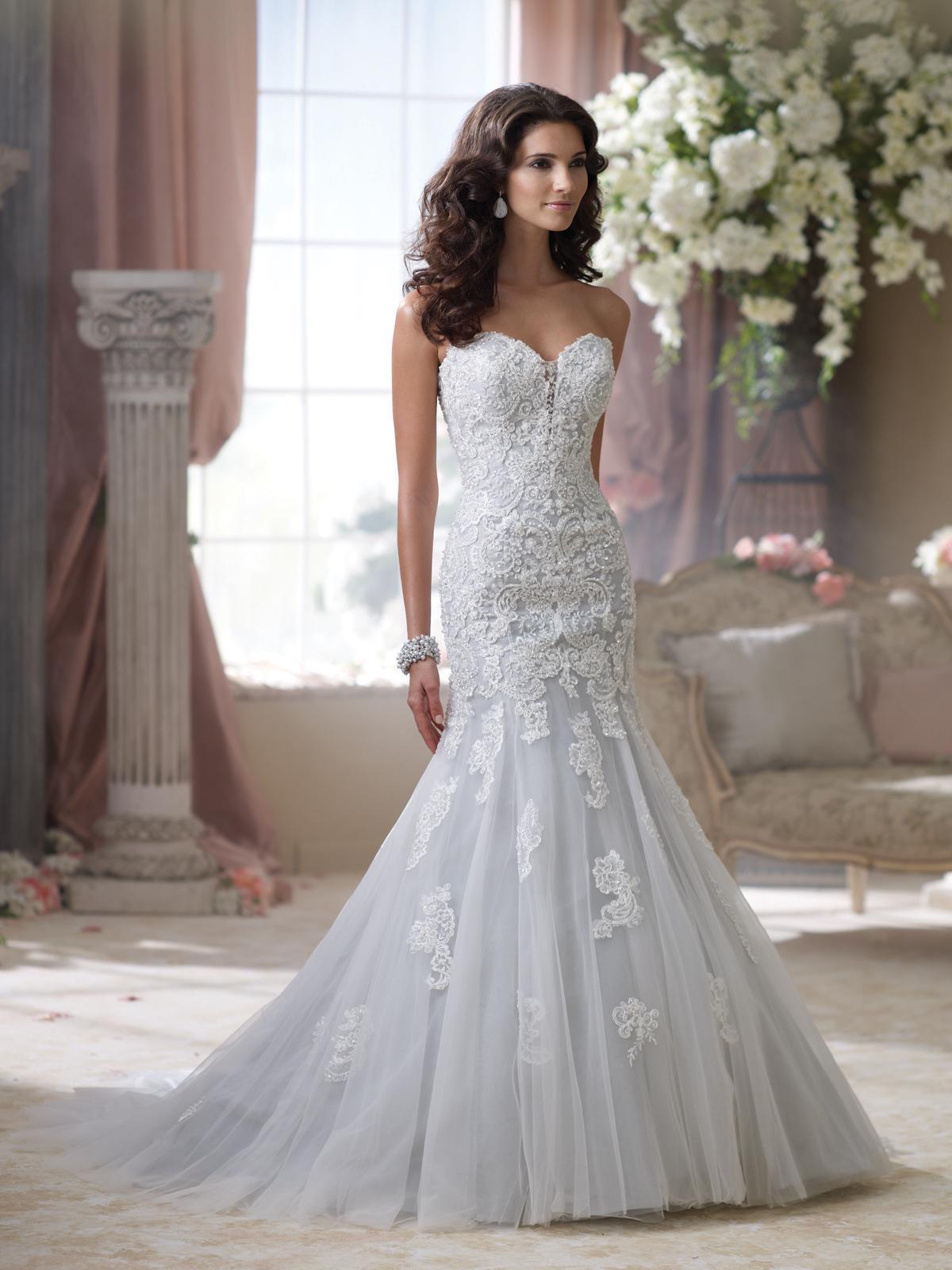 David Tutera Mon Cheri Bridal Gowns Beryl · The Wedding Loft ...