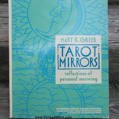 Tarot mirrors book mary k. greer