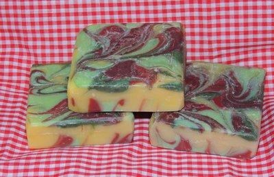 hot apple pie soap $ 4 25 on sale hot apple pie goat milk soap added ...