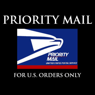 Priority mail upgrade - for u.s. orders only