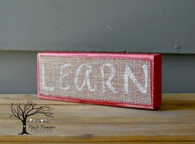 Learn Block