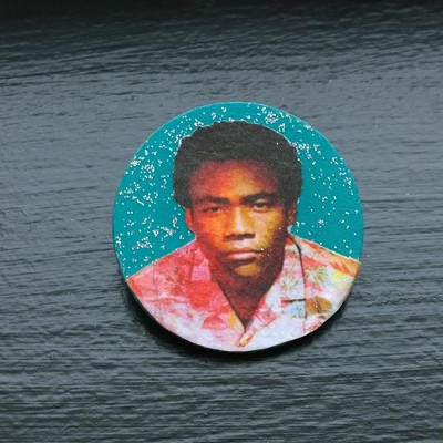 Childish gambino donald glover pin