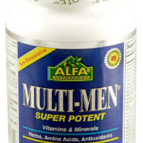Multi-Men Super Potent Men's Multivitamin 100 tabs