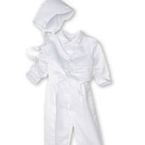 The Childrens Hour- 3-Piece Christening Suit
