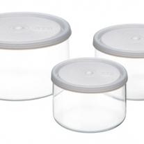 Simax 6-Piece Storage Container Set