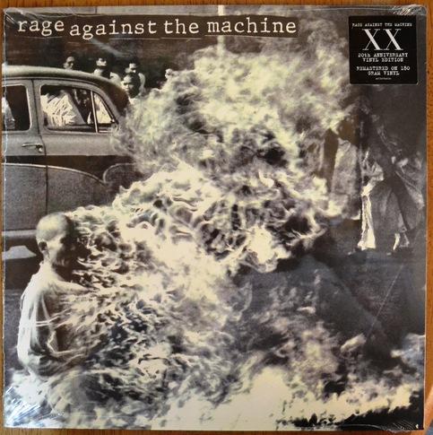 rage against the machine store