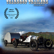 """Historic Camping & Teardrop Trailers"" -Film Festival & Public TV Edition"