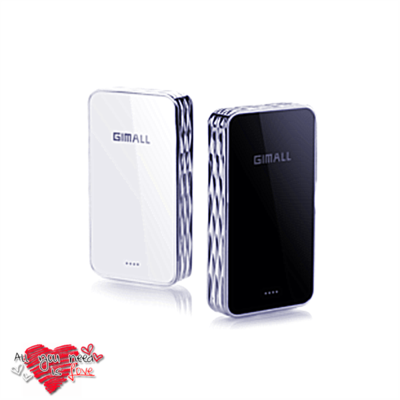 Mobile power bank for iphone / ipad / cell phone 5000mah