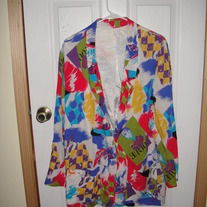Vogue Colorful Blazer