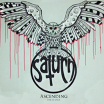 Saturn - Ascending (black vinyl)