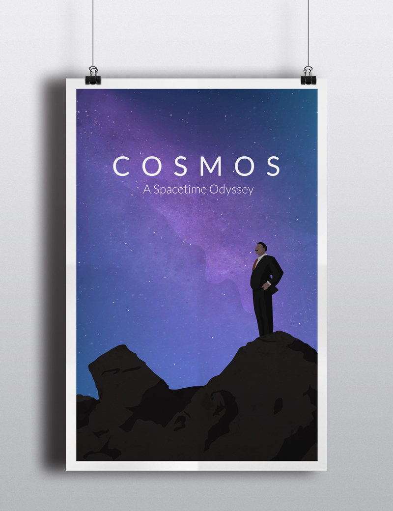 cosmos neil degrasse tyson poster 183 geekyprints 183 online