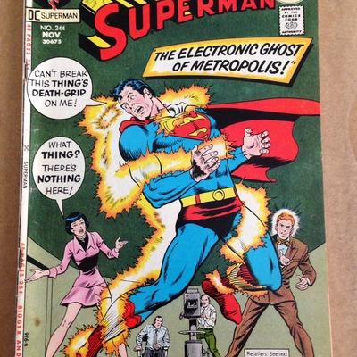 Superman No. 229 August 1970 · What's It Worth · Online ...