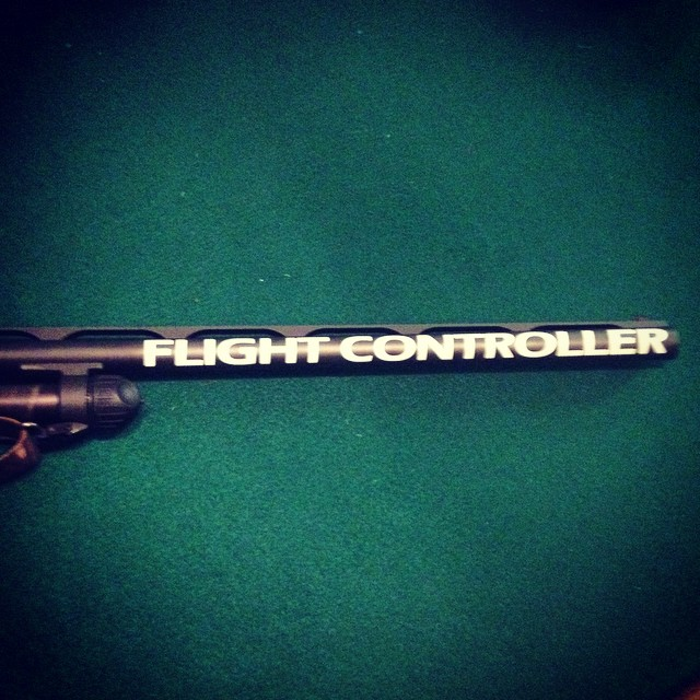 Flight Controller Shotgun Barrel Decal American DieCut Decals - Custom gun barrel stickersgun barrel decals