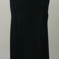 Black Dress-Liz Lange Maternity Size Large