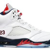 JORDAN 5 V INDEPENDENCE DAY 136027-103