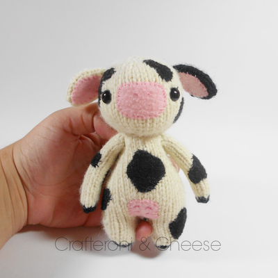 Amigurumi Cowco : All Products ? Crafteroni & Cheese ? Online Store Powered ...