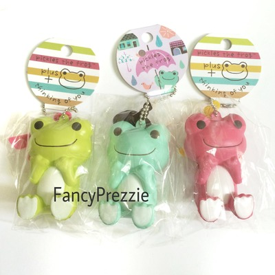 Chocolate Frog Squishy : Rare Pickles The Frog Squishy ? FancyPrezzie ? Online Store Powered by Storenvy