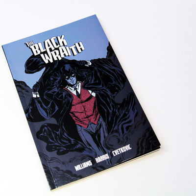 The black wraith - volume 1