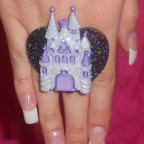 Princess Castle Ring