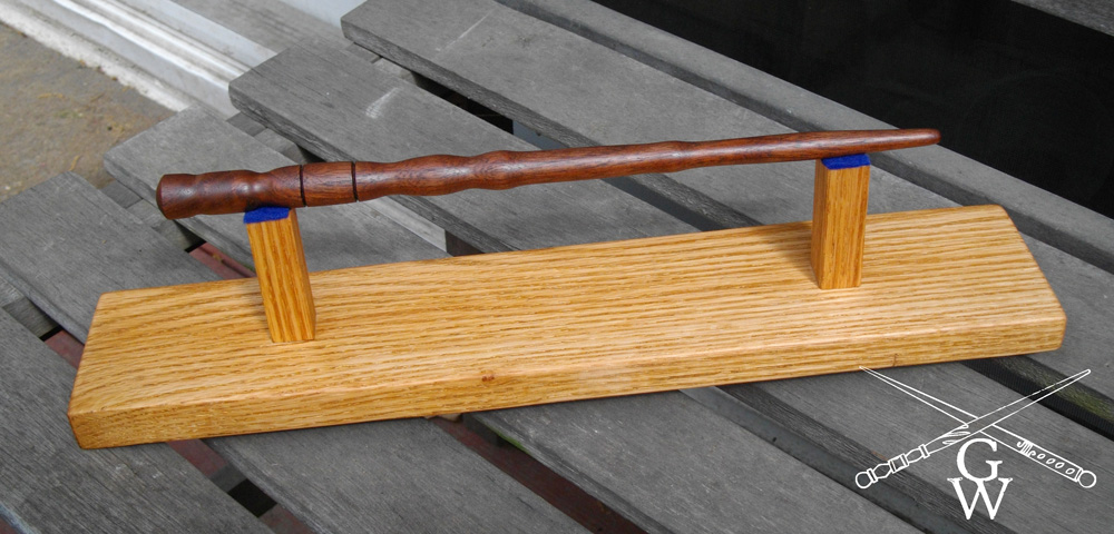 magic wand stand