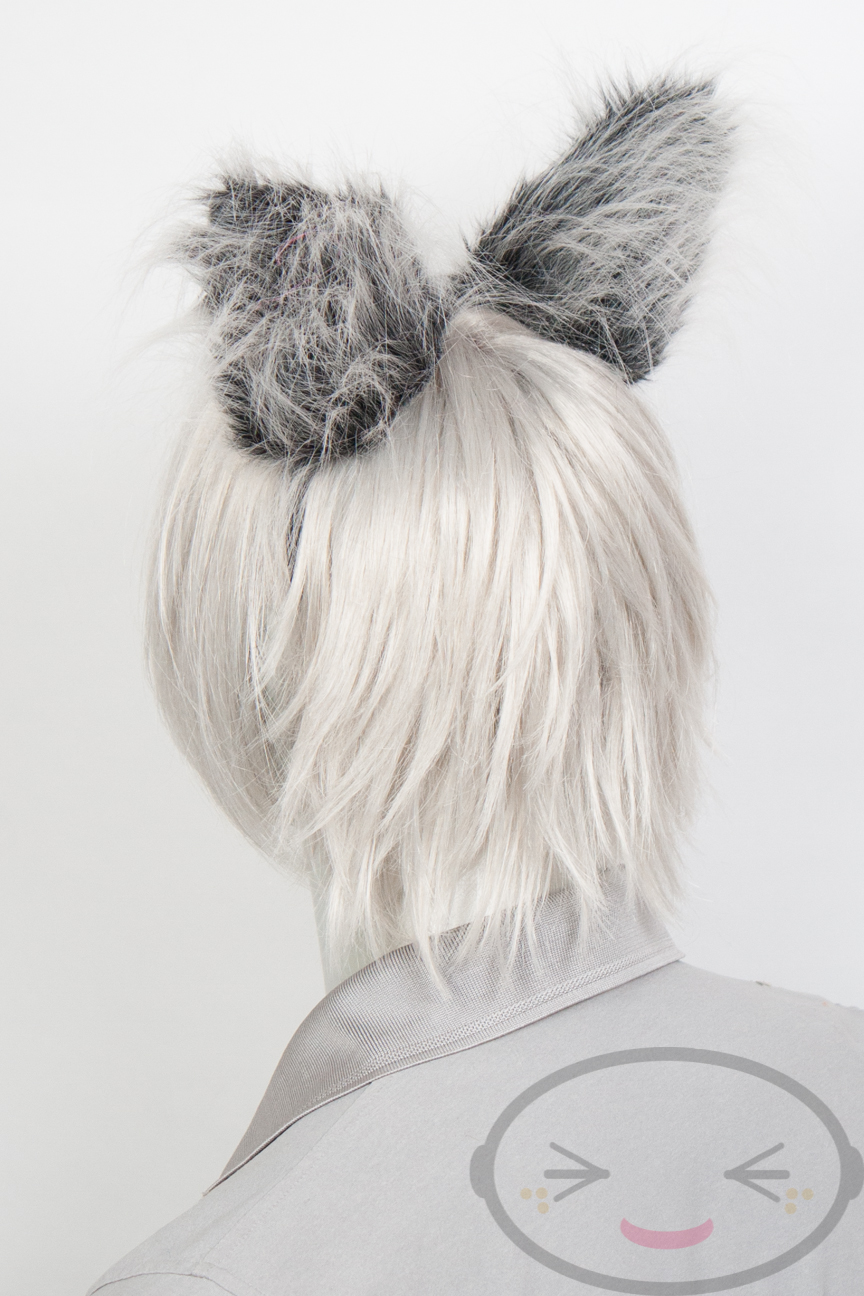 best furry wolf ears andor tail buy as set or separate