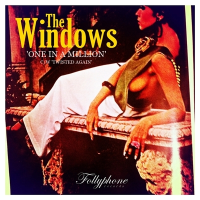 "The windows - one in a million - limited edition 7"" vinyl single"